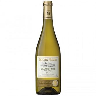 Roche Mazet Chardonnay Blanc - 75cl