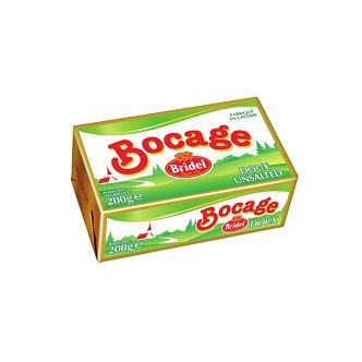 Beurre Bridel Bocage - 200g