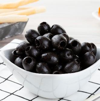 Olives Noires Denoyautées Hojiblanca - 690g