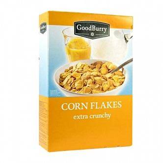 Céréales Extra Crunchy GoodBurry - 375g