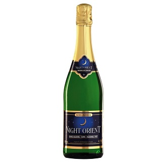 Champagne SANS ALCOOL Night Orient - 75cl
