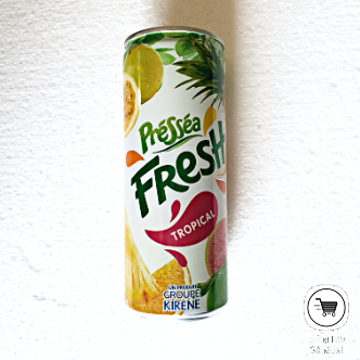 Présséa Fresh Tropical - 33cl