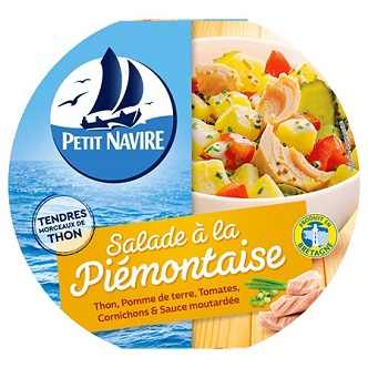 Salade Piemontaise Petit Navire - 220g