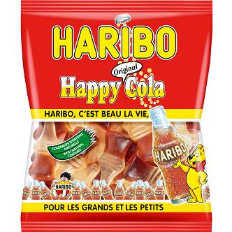 Haribo Happy Cola - 120g