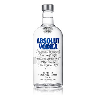 Absolut Blue - 70cl