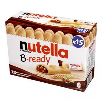 Nutella B-ready - 15 Pièces