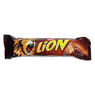 Lion Extra Crunchy - 40g