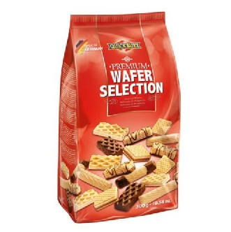 Wafer Selection Quickbury - 300g