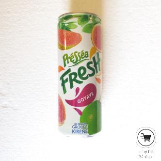 Présséa Fresh Goyave - 33cl
