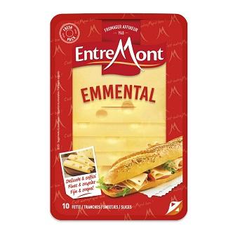 Emmental en Tranche Entremont - 150g