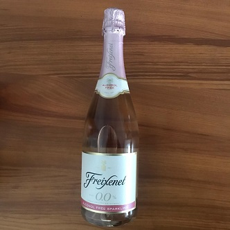 Rosé Pétillant 0% SANS ALCOOL Freixenet - 75cl