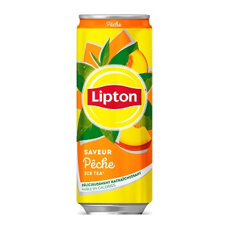 Lipton Ice Tea Pêche - 33cl