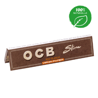 OCB Slim Virgin Paper