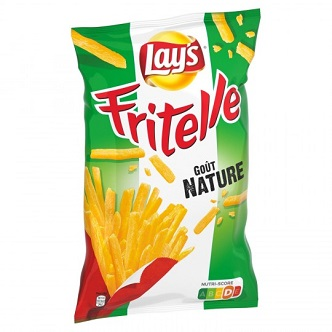 Lays Fritelle Nature - 80g