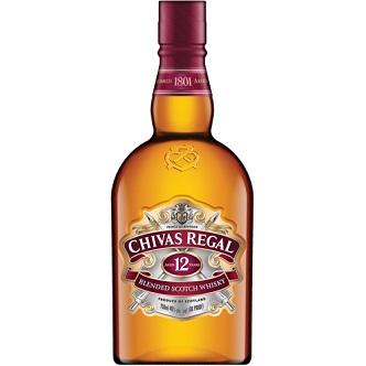 Chivas Regal 12 ans - 75cl
