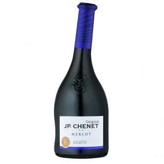 J.P Chenet Pays D'Oc Merlot - 75cl