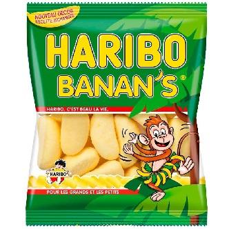 Haribo Banan's - 120g