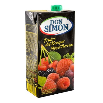 Don Simon Fruits Rouges - 1L